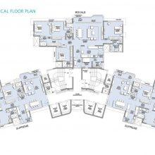 T7 T8 Floor Plan